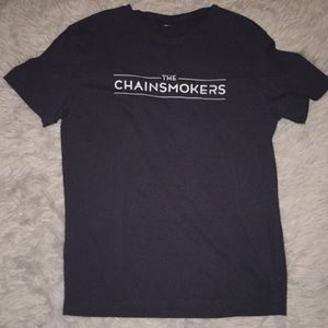 Other - The Chainsmokers black tee